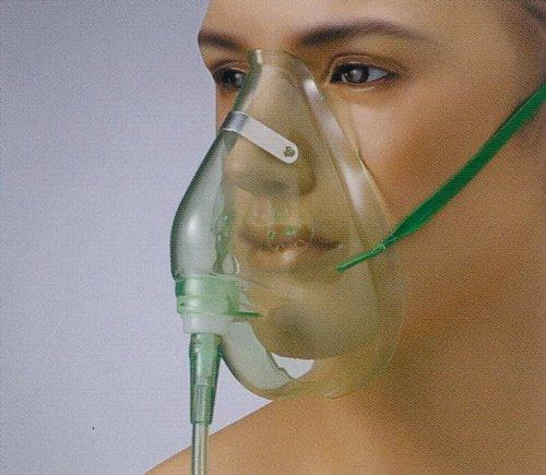酸素フェースマスク 小児用 中村医科工業