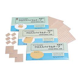クロススパイラルテープBタイプ 7本×8本 80枚