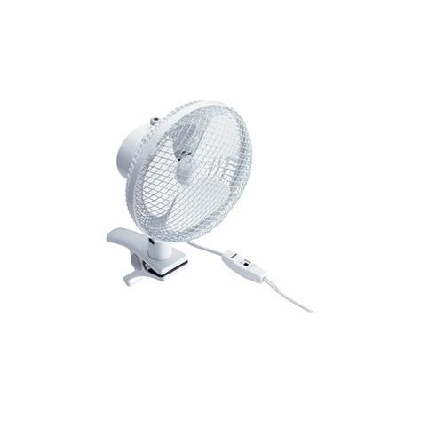 クリップ扇風機 ツインバード工業