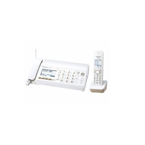 【送料無料】 デジタルコードレス普通紙ファクス Panasonic