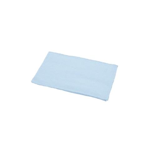カラータオル ブルー 34×84cm 1袋12枚入